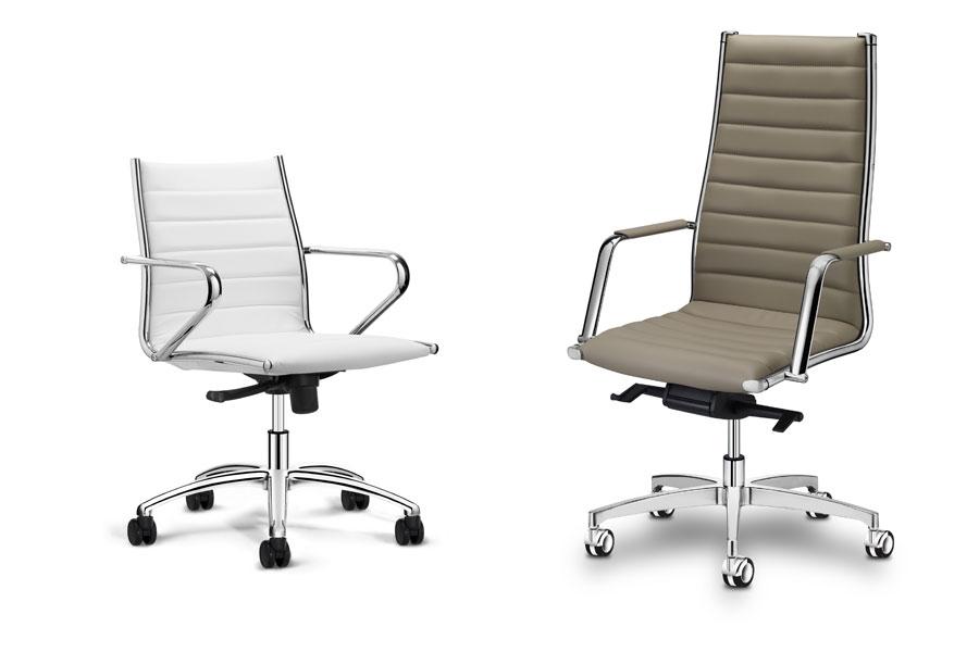 Bureaustoelen kopen bestel bij for Kantoorstoelen