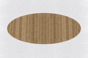 Ovale vergadertafels
