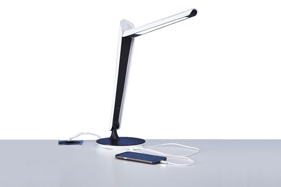 bureaulamp led tulp bestel online. Black Bedroom Furniture Sets. Home Design Ideas