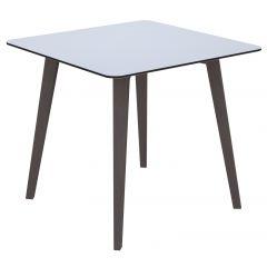 Cove tafel hout vierkant