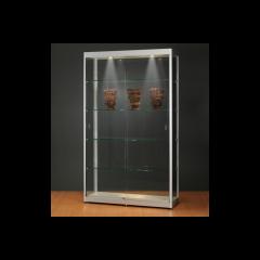 vitrinekast 120 cm met verlichting
