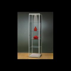 vitrinekast 50 cm met verlichting