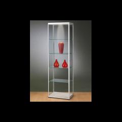 vitrinekast 60 cm met verlichting