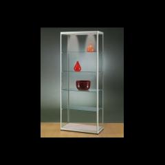 vitrinekast 80 cm met verlichting