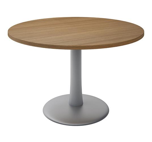 Ronde vergadertafel 6 personen