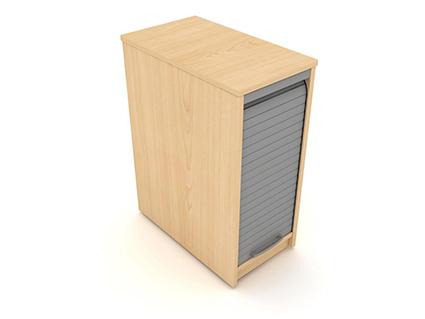 Kast Met Roldeur : Storage verrijdbare ladekast kantoormeubelencenter