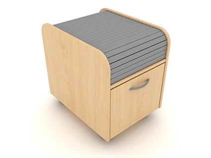 Storage verrijdbare ladekast kantoormeubelencenter for Ladenblok facility